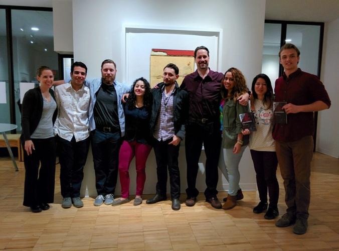 University of Bridgeport Creative Writing Majors