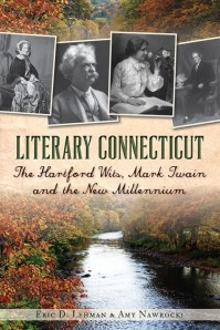 Literary Connecticut cover