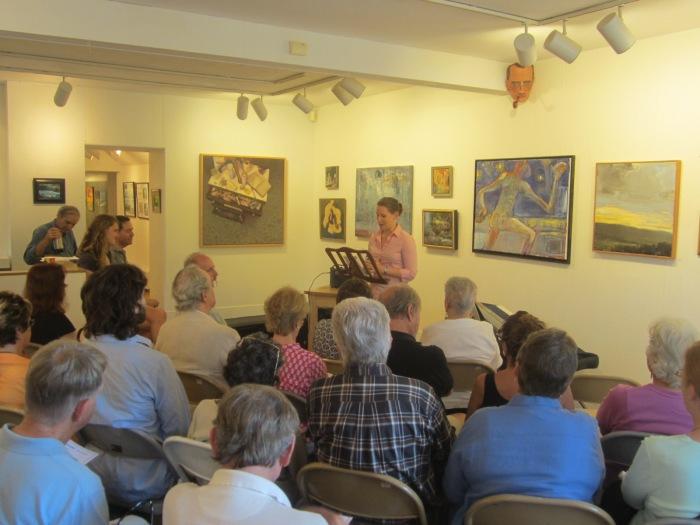 Voices of Poetry: Washington ArtsAssociation