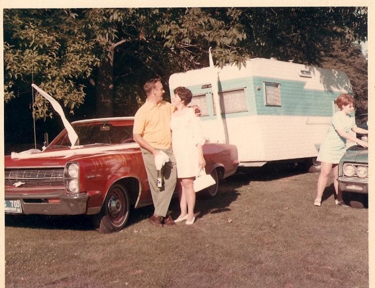 ferne and ed honeymoon