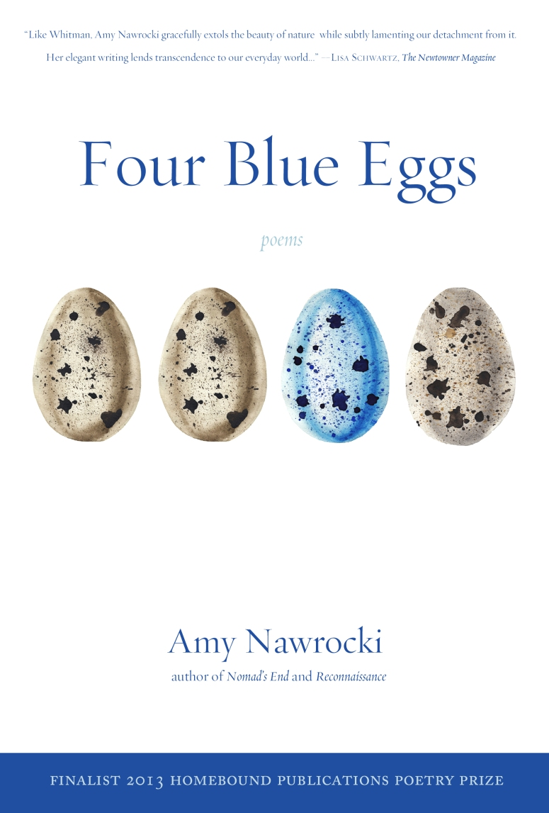 Four Blue Eggs Cover Second Edition-final